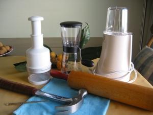 nut tools