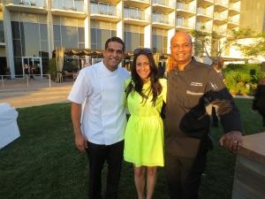 Chefs & Carolyn
